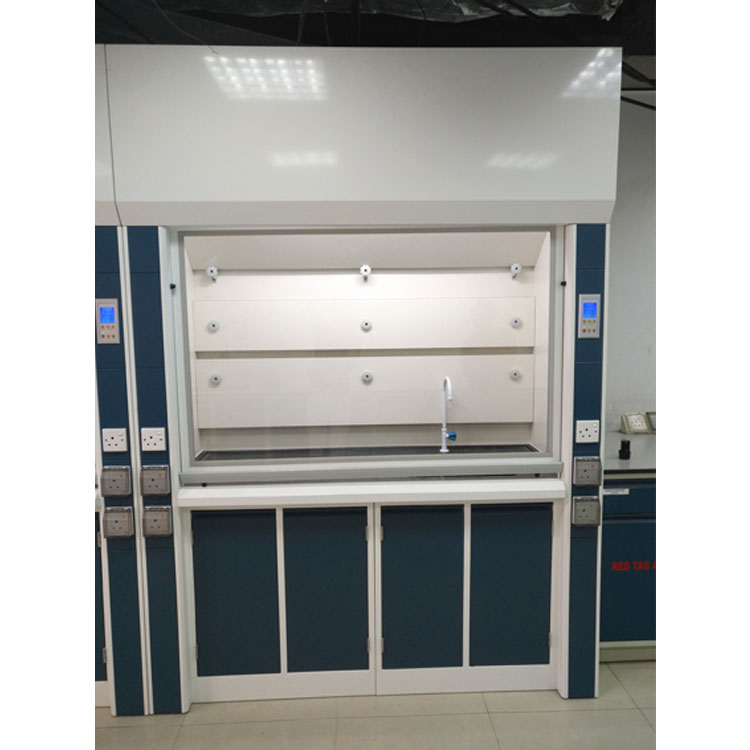 Lab Chemistry Exhaust Fume Hood Manufacture