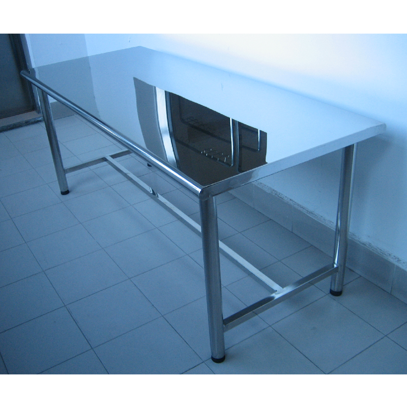 Stainless steel workbench