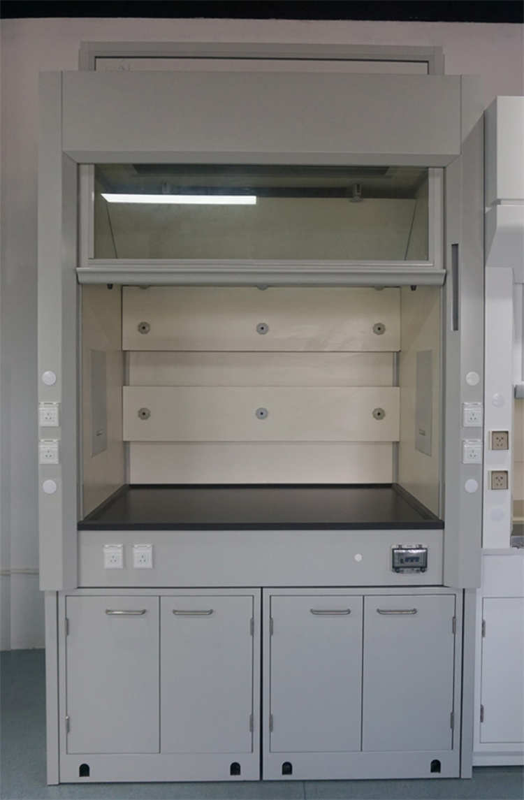 BENCH TYPE ALL STELL FUME HOOD_副本