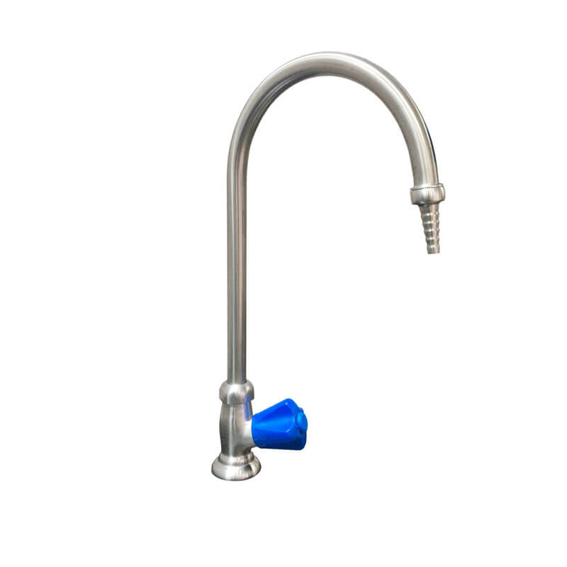 Stainless Steel Laboratory Water Tap / Faucet