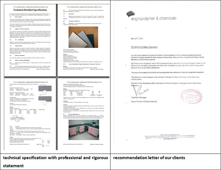 lab furniture tender document 2