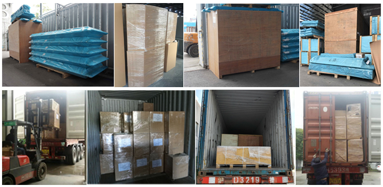 Lab furniture Packing & Shipping
