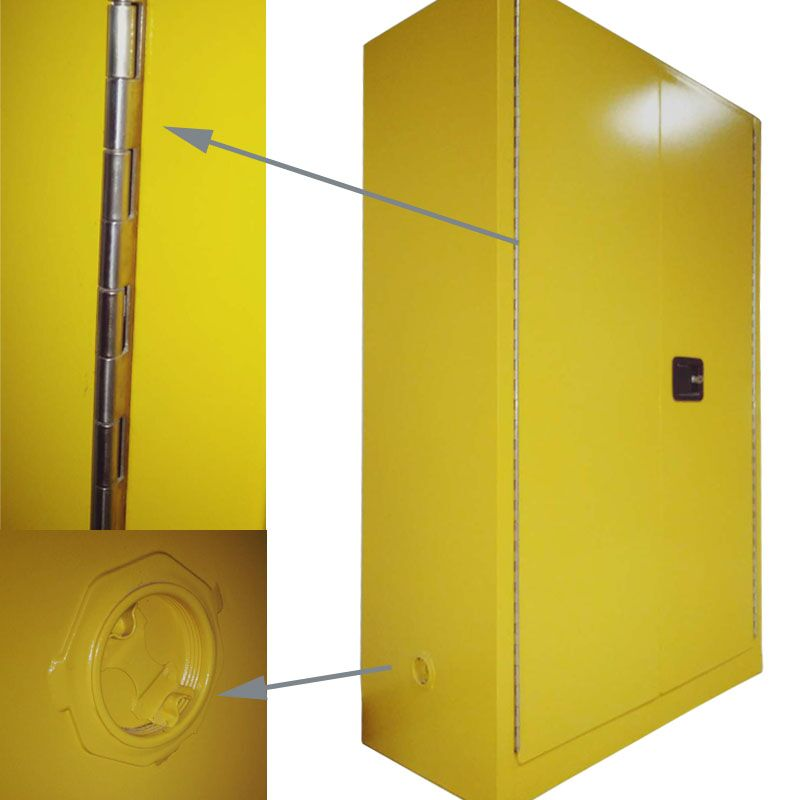 Laboratory safety cabinet / flammable safety cabinet