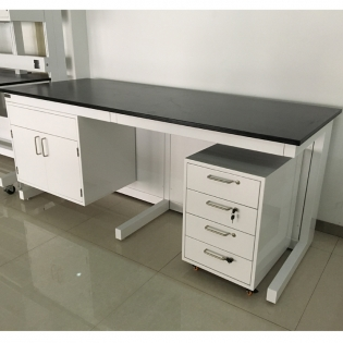 New design C-Frame steel material work bench laboratory desk